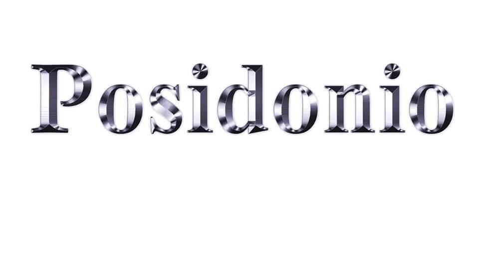 posidonio